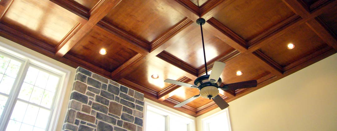 Custom Interior Trimwork by Monument Homes