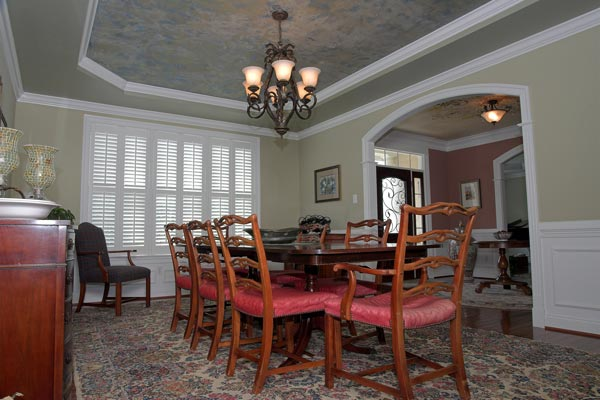 Monument Homes House Interior View