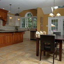 Kitchen by Monument Homes