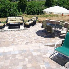 Patio living space addition