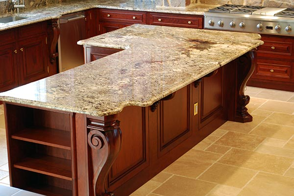 Gallery Trim Details And Decorative Accents Kitchen Island